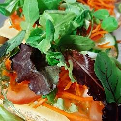 Picknick-zakje (vegi)