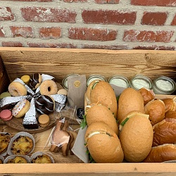 Picknickbox 1 (Vegi)